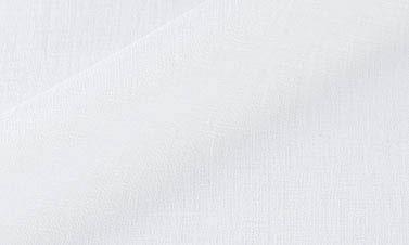 Lino liso blanco