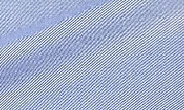 Einfarbige Klares Blau Twill