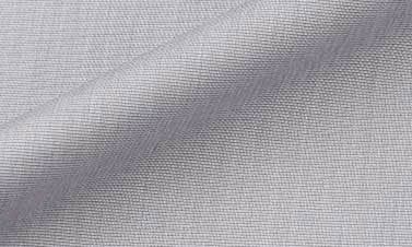 Plain mouse gray Poplin