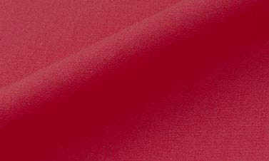 Plain bright red Poplin