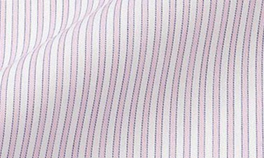 Striped pastel pink Herringbone