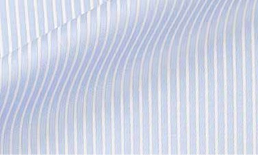 Striped sky blue Herringbone