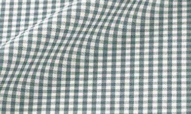 Checked fir green Flannel
