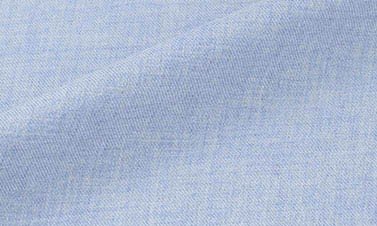 Plain cloud blue Flannel