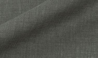 Einfarbige Khaki Leinen