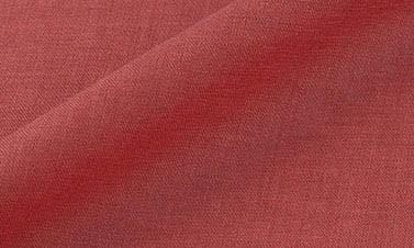 Lino liso rojo coral