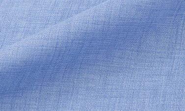 Plain sky blue Linen