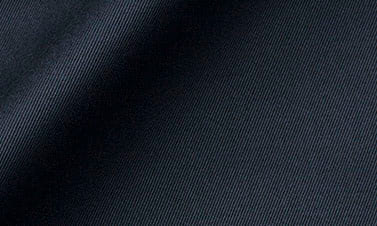 Plain navy blue Gabardine